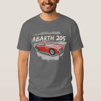 Nueva camiseta clásica del coche playeras