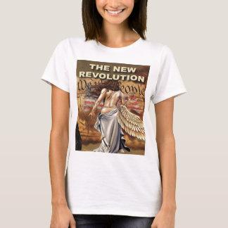 Nueva camiseta de la muñeca de la revolución