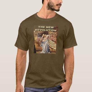 Nueva camiseta de la oscuridad de la revolución