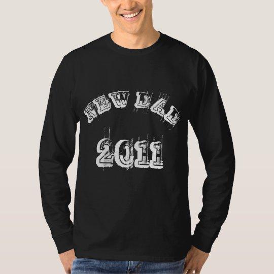 Nueva camiseta de la oscuridad del papá 2011