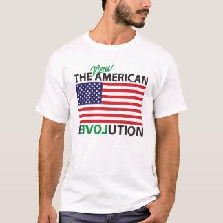 Nueva camiseta de la revolución americana