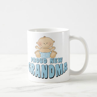 NUEVA camiseta ORGULLOSA de la abuela Taza De Café