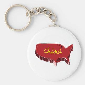 NUEVA CHINA LLAVERO