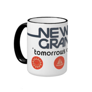 Nueva ciudad de las mañanas de Granada hoy Taza De Café