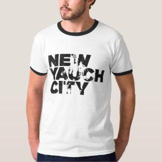 Nueva ciudad de Yauch - para hombre Remeras