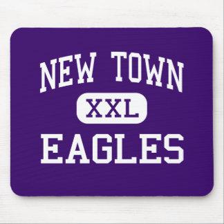 Nueva ciudad - Eagles - alta - nueva ciudad Dakota Tapetes De Ratones