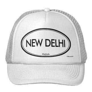 Nueva Deli, la India Gorro De Camionero