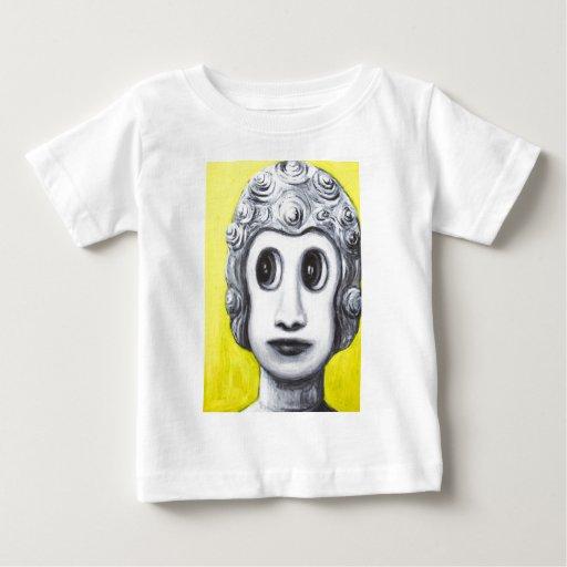 Nueva edad Buda (arte pop japonés) Playeras