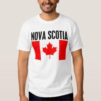 Nueva Escocia Playera