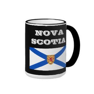Nueva Escocia * taza de café