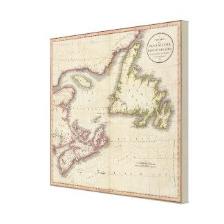 Nueva Escocia, Terranova Impresiones De Lienzo
