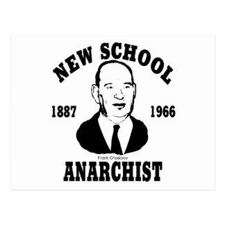 Nueva escuela -- Frank Chodorov Tarjetas Postales