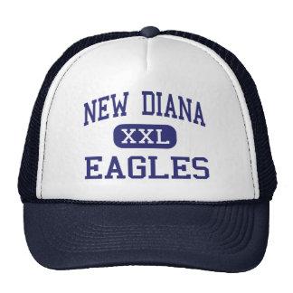 Nueva escuela secundaria Diana Tejas de Diana Eagl Gorros