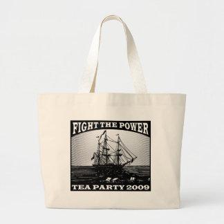Nueva fiesta del té americana 2009 bolsas