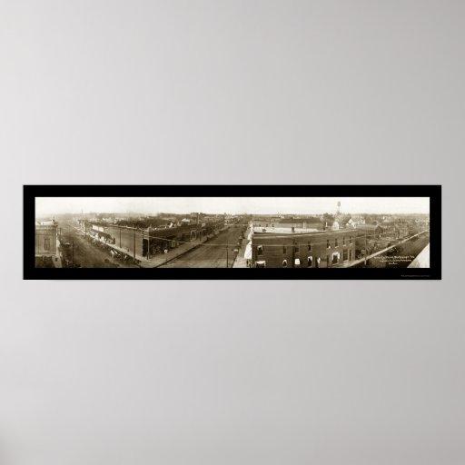 Nueva foto 1912 de los WI de Richmond Póster