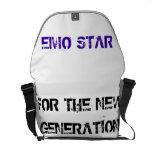 Nueva generación de EMOSTAR ..... Bolsa Messenger
