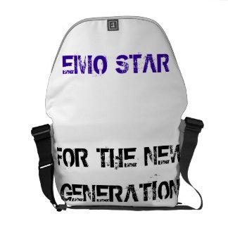 Nueva generación de EMOSTAR ..... Bolsas De Mensajeria