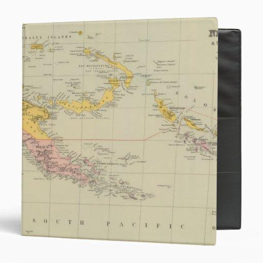 Nueva Guinea y Solomon Island