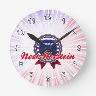 Nueva Holstein, WI Relojes