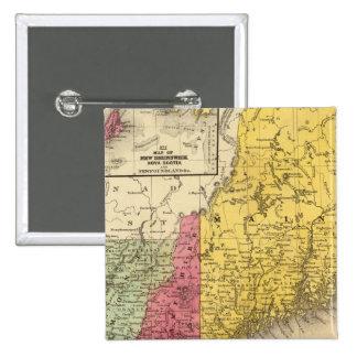 Nueva Inglaterra 3 Pins