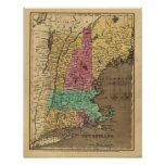 Nueva Inglaterra 4 Impresiones
