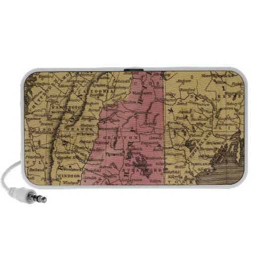 Nueva Inglaterra 4 Laptop Altavoces