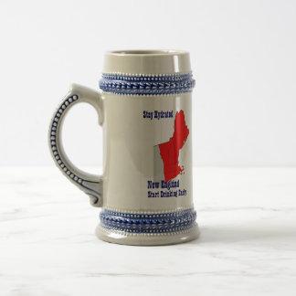 Nueva Inglaterra hidratada estancia Tazas De Café