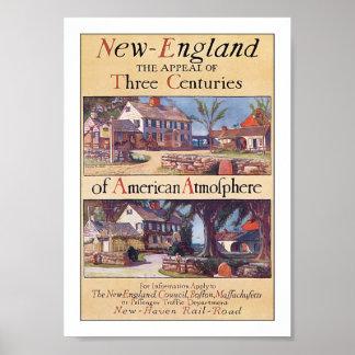 Nueva Inglaterra Impresiones