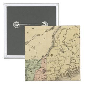 Nueva Inglaterra Pins