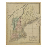 Nueva Inglaterra Poster
