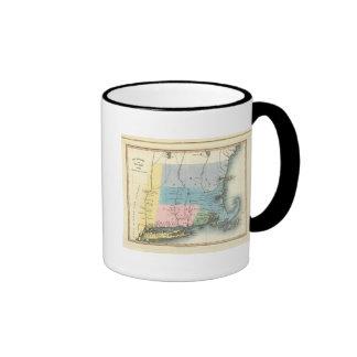 Nueva Inglaterra Tazas De Café
