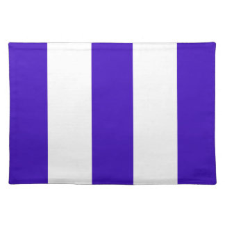 Nueva lila púrpura 2012 y regalo blanco de Placema Manteles