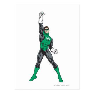 Nueva linterna verde 2 2 tarjeta postal