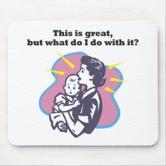 Nueva madre alfombrilla de raton
