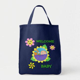Nueva mamá bolsa tela para la compra