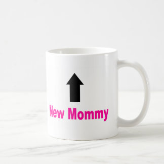 Nueva mamá tazas