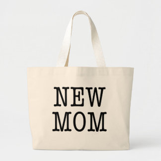NUEVA MAMÁ - tote grande Bolsas