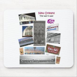 ¡Nueva manera de Orleans- era! Tapete De Ratones