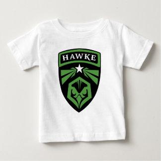 Nueva MARCA de HAWKE Playera De Bebé