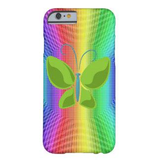 nueva mariposa colorida funda barely there iPhone 6