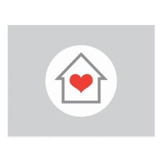 Nueva mudanza elegante de la dirección de la casa postal