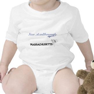 Nueva obra clásica de la ciudad de Marlborough Traje De Bebé