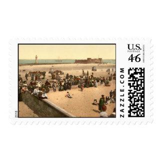 Nueva playa de Brighton, Liverpool, Merseyside, In
