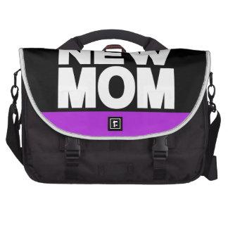 Nueva púrpura de LG de la mamá Bolsas De Portatil
