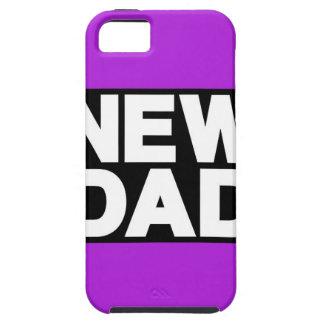 Nueva púrpura de LG del papá iPhone 5 Funda