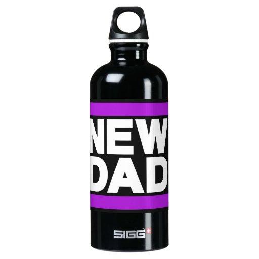 Nueva púrpura del papá
