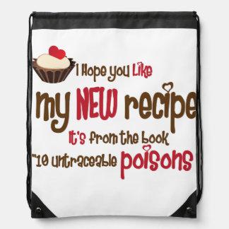 Nueva receta mochila