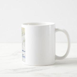Nueva repisa de Londres Tazas De Café