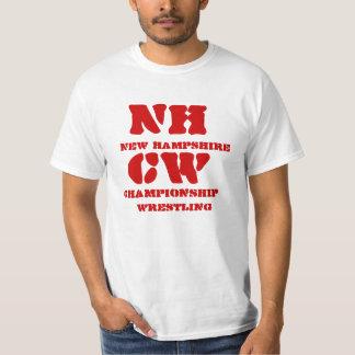 Nueva revolución de NHCW Playera
