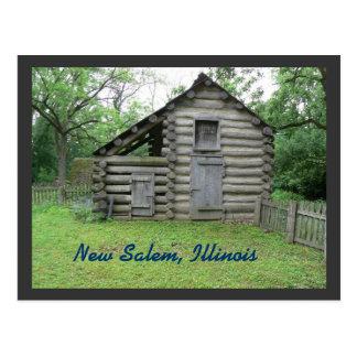 Nueva Salem, Illinois Postal